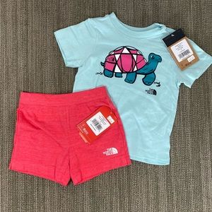 NEW North Face Toddler Outfit Bundle